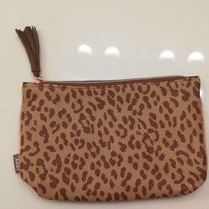 IPSY NOVEMBER BAG Leopard print